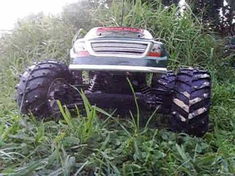 An impartial review of the HBX Bonzer 1 10th scale monster truck.