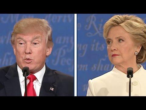 2016 Final Presidential Debate: Immigration