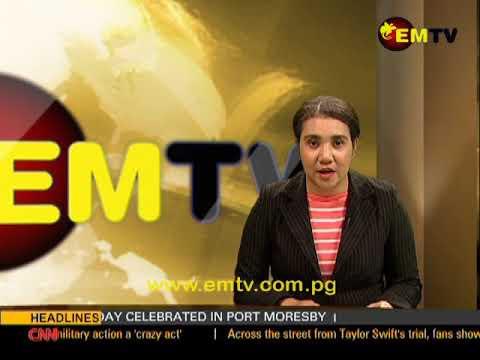 EMTV News - 12th August, 2017