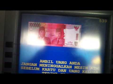 Cara Mudah mengambil Uang Banyak di ATM