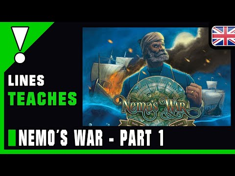 Nemo´s War 2nd Edition - Tutorial Part 1
