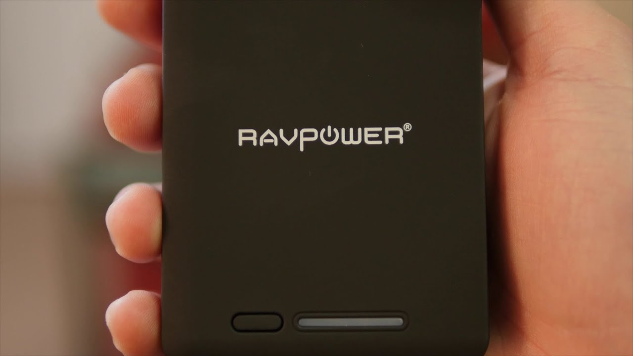 Best Portable iPhone Charger? RavPower Savior Review!