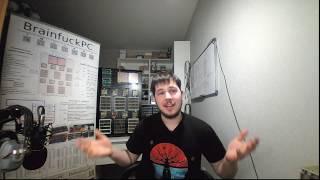 BrainfuckPC Rewind 2018 и планы на 2019