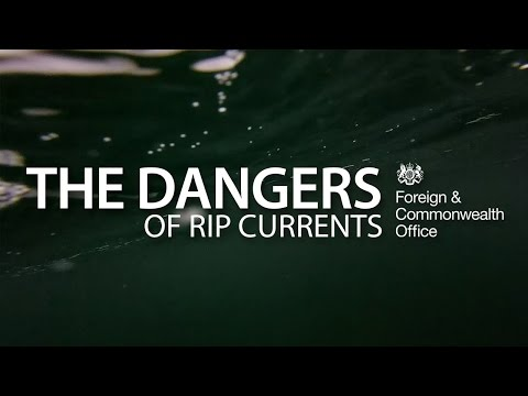 Foreign & Commonwealth Office - Rip Currents Short