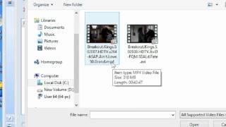 شرح تحويل أي فيديو إلى AVI .. للترجمة أي فيلم