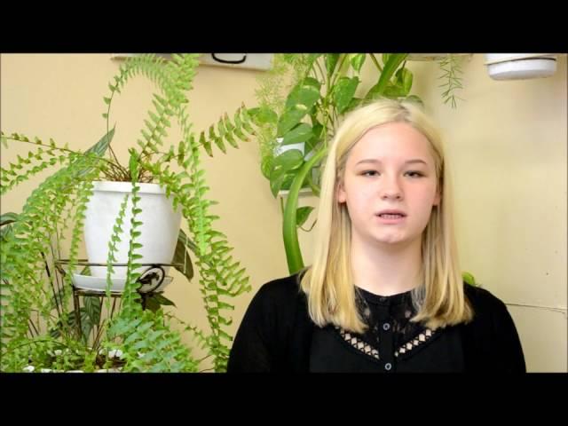 Алина Белова читает произведение «Осень. Чащи леса» (Бунин Иван Алексеевич)