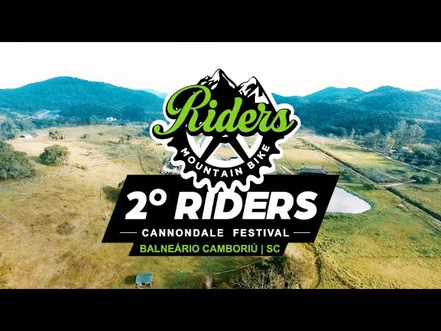 2º Riders Cannondale Festival - MTB | 2018