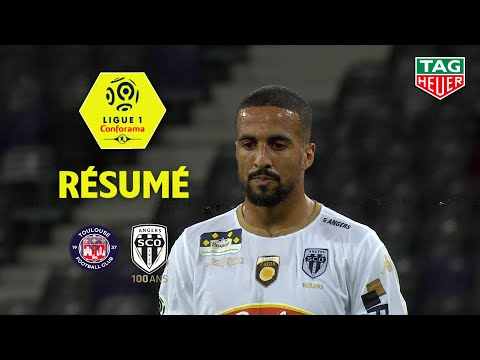 Toulouse FC - Angers SCO ( 0-2 ) - Résumé - (TFC - SCO) / 2019-20