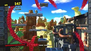SONIC FORCES - Episode Shadow STAGE 3 Green Hill Virtual Reality S-...