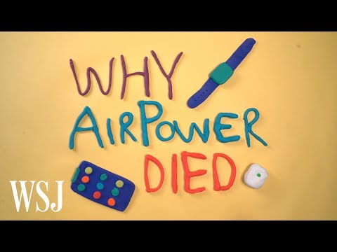 AirPower: The Best Gadget Apple Never Made | WSJ