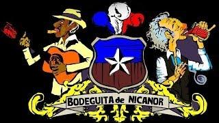 CHINOY, KASKIVANO Y ANGELO ESCOBAR en vivo desde La Bodeguita de Nicanor