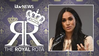 Our Royal Team On Meghan's Speech On Racism And The Queen's Lockdown Birthday Plans | Itv News