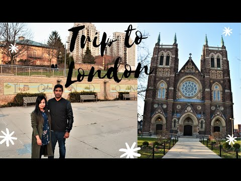 London Ontario Canada, Place to visit in London Canada. London Trip, Trip to London【4K】