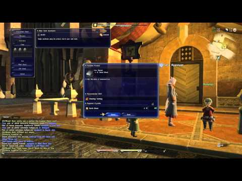 FFXIV Patch 1.19 Overview - Chocobos, Battle Changes, Materia System, and More