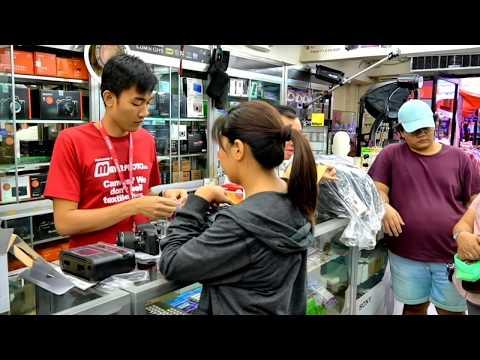 Lowest Price Camera Shop Manila and Trusted Camera Repair Shop