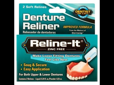 hqdefault - How To Get Rid Of The Taste Of Denture Liners