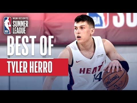 Best of Tyler Herro | MGM Resorts NBA Summer League