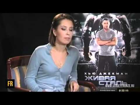 Как снимали фильм Живая Сталь / Real Steel  2011 на русском