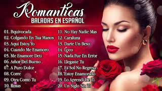 Baladas Pop Romanticas para trabajar y concentrarse 2019 ???? Musica Pop Romantica en Español Viejitas