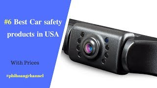 Top 6 Best Car Safety Products in USA – Best Car Products Amazon