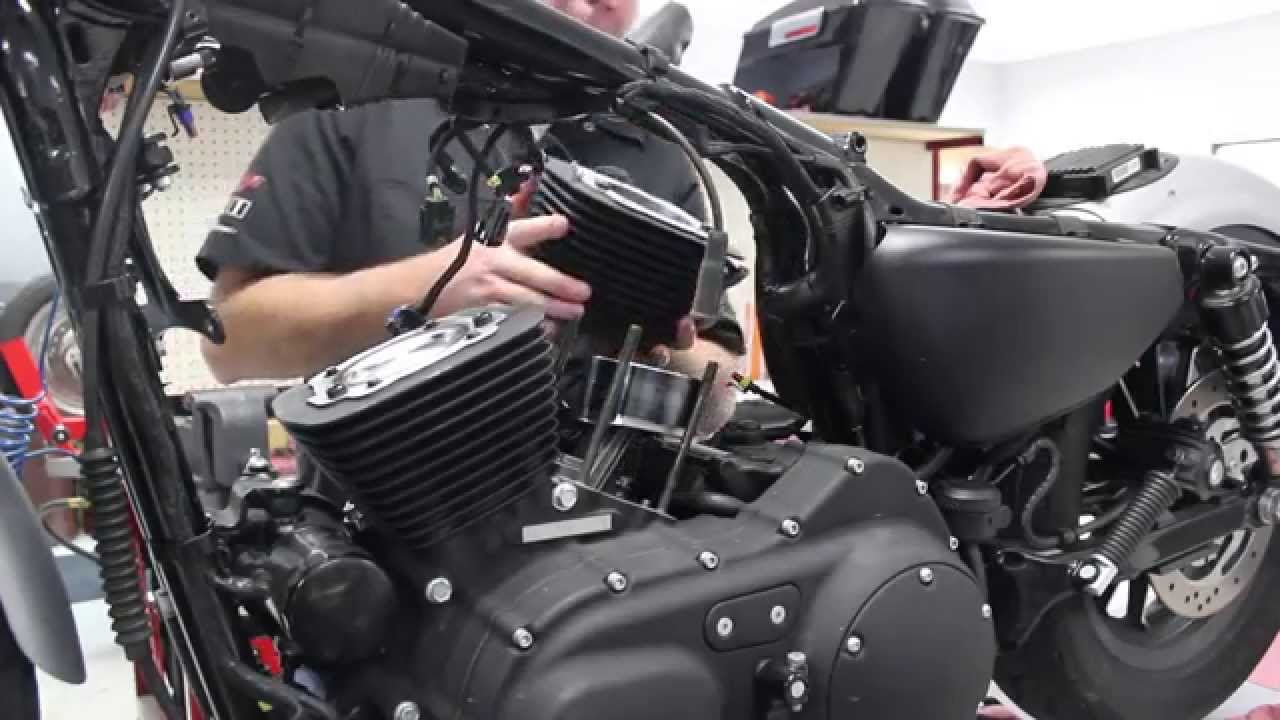 S&S Cycle - No Guts To Glory- H-D® Sportster® - 883 Upgrade #2