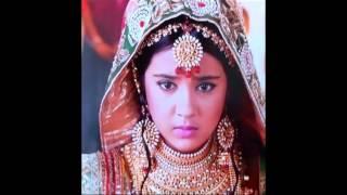 Wajah Asli Ajabde (Roshni Walia) dalam Serial India Mahaputra