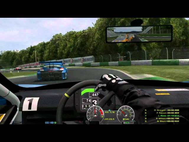 News: Rfactor 2 and Project Cars chat
