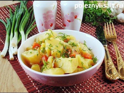 КАРТОШКА в духовке  Даже без мяса вкусно! Potatoes In The Oven