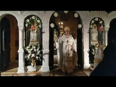 Пасха 2020. Монастырь святой Марии Магдалины