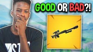 🔴 *NEW* LEGENDARY HEAVY SNIPER! Is It Good? | 300+ Wins | Fortnite: Battle Royale LIVE