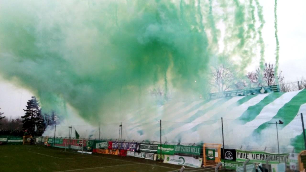 BSG Chemie Leipzig [Sachsenpokal vs Lok Leipzig] (15.12.2018)