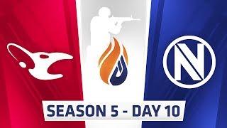 ECS Season 5 Day 10 - Mousesports vs Envyus - Train thumbnail