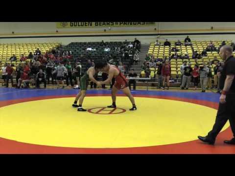 2016 Golden Bear Open: 120 kg Final Kyle Nguyen vs. Daniel Oloumi