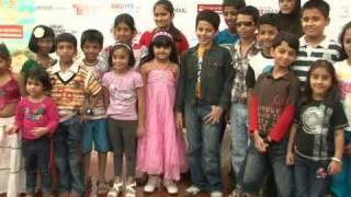 Bollywood World - Darsheel Saffary and Ziya Vastani promote their film