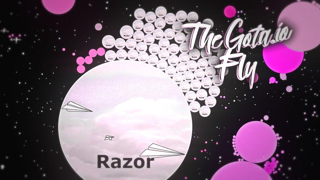 The Gota.io Fly 🚀 Razor X Andy ✨