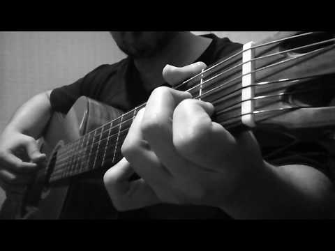 THE OLD RUGGED CROSS (en El Monte Calvario) Guitarra Instrumental JOSE LEMUS