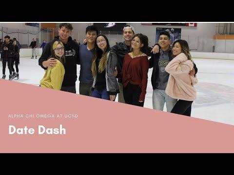 Date Dash Fall '18 | UCSD Alpha Chi Omega