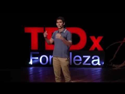QMágico - educação do seu jeito: Thiago Feijão at TEDxFortaleza