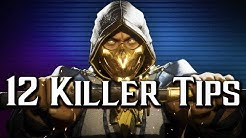Mortal Kombat 11 - 12 Killer Tips To Make You A Better Kombatant
