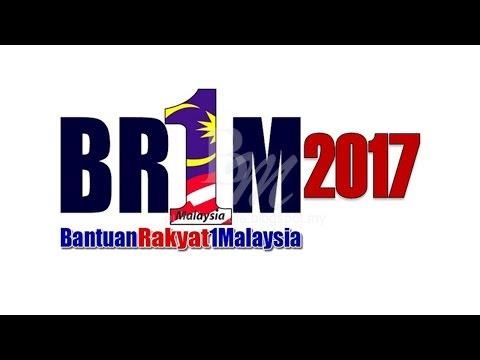 Cara Menyemak, mengemas kini dan membuat Permohonan BR1M 2017