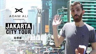 JAKARTA CITY TOUR - ADAM ALI JALAN-JALAN