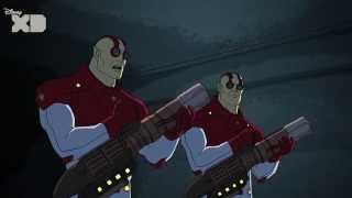 New Frontiers | Avengers Assemble | Official Disney XD UK HD