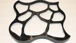 Где купить формы для тротуарной плитки в Украине(Где купить формы для тротуарной плитки в Украине http://bit.ly/saddorojka Многоразовая форма для изготовления дорожк..., 2015-05-14T19:28:14.000Z)