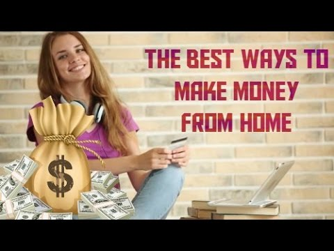 How To Make Money From Home For Housewife - My $21,306.81 Check