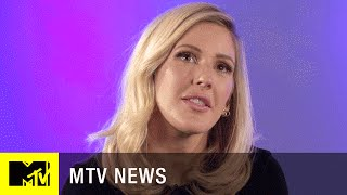 Is Ellie Goulding's 'On My Mind' Her Response to Ed Sheeran's 'Don't'? | MTV News