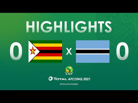 HIGHLIGHTS | #TotalAFCONQ2021 | Round 1 - Group H: Zimbabwe 0-0 Botswana