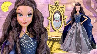 D23 Exclusive: VANESSA- Little Mermaid 30th Anniversary Limited Edition Doll REVIEW & Unboxing