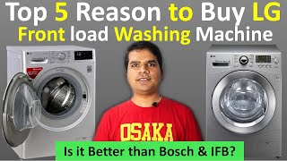 LG front load washing machine review 2020  Best Front load washing machine to buy?