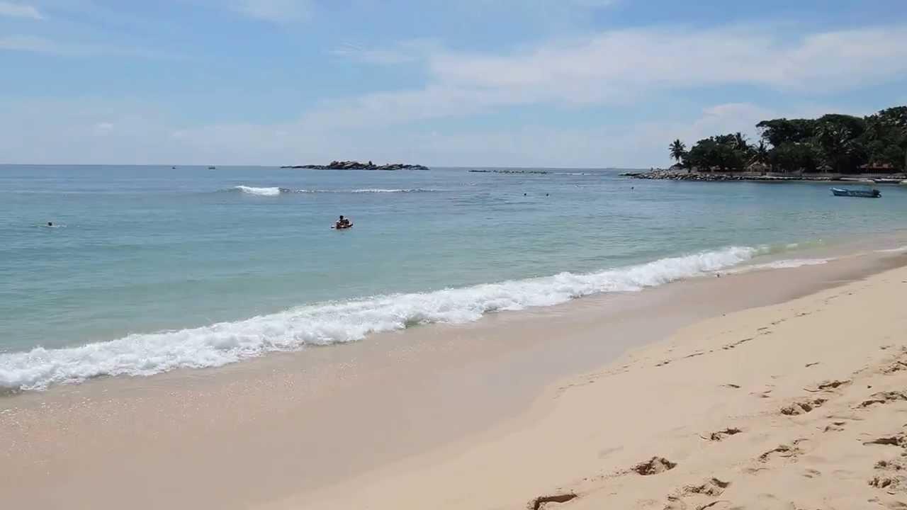 Унаватуна, Шри-Ланка. Фото пляжа и моря. Отзывы об отдыхе в 94