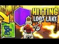 🔴 FORTNITE CUBE HITTING LOOT LAKE (LIVE RIGHT NOW) - WATCH THE CUBE MOVE! LOOT LAKE EVENT COUNTDOWN!